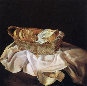 Dali_Basket_of_Bread